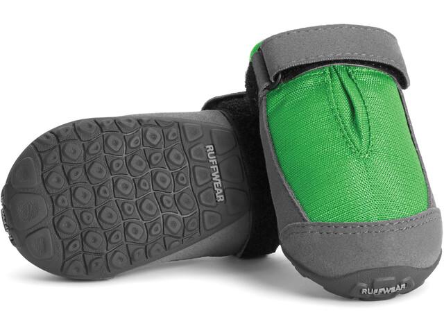Ruffwear Summit Trex Dog Boots 1 Pair, verde/gris